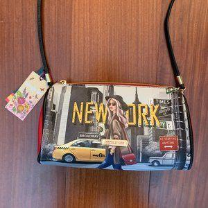 Nicole Lee New York Walk Handbag